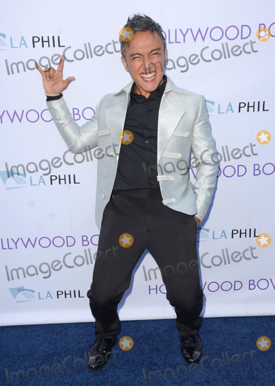Arnel Pineda Photo - 20 June 2015 - Hollywood California - Arnel Pineda Hollywood Bowl opening night featuring Journey held at The Hollywood Bowl Photo Credit Birdie ThompsonAdMedia