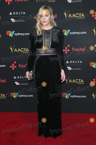 Abby Cornish Photo - 05 January 2018 - Hollywood California - Abbie Cornish 7th AACTA International Awards held at Avalon Hollywood Photo Credit F SadouAdMedia