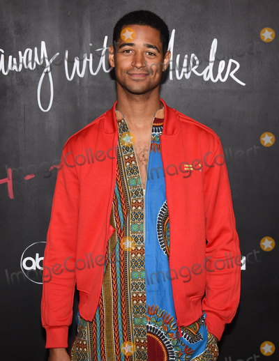 Alfred Enoch Photo - 08 February 2020 - Hollywood California - Alfred Enoch How to Get Away with Murder Series Finale at Yamashiro Photo Credit Billy BennightAdMedia