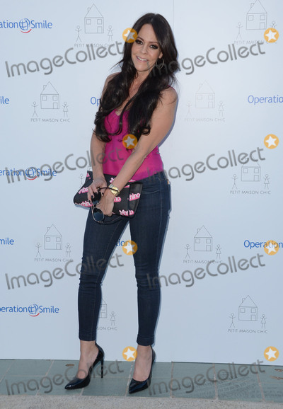 Allison Melnick Photo - 21 November - Beverly Hills Ca - Allison Melnick Arrivals for the Petit Maison Chic And Operation Smile Kids Charity Fashion Show held at a private residence Photo Credit Birdie ThompsonAdMedia