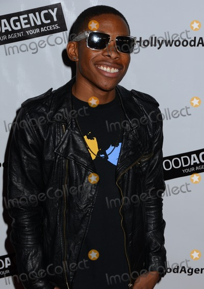 Carlon Jeffrey Photo - 11 January 2012 - Los Angeles California - Carlon Jeffrey The Hollywood Agency presents a private after party for Peoples Choice Awards 2012 hosted by Mario Lopez of NBCs Extraheld at Conga Room LA Live Photo Credit Birdie ThompsonAdMedia