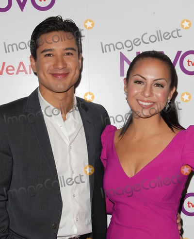 Anjelah Johnson Photo - 16 July 2013 - West Hollywood California - Anjelah Johnson Mario Lopez NUVOtv Network Launch Party Held At The London West Hollywood Photo Credit Kevan BrooksAdMedia