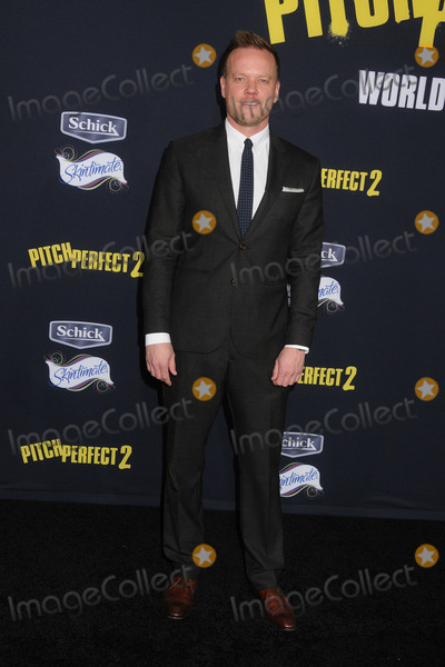 Jason Moore Photo - 8 May 2015 - Los Angeles California - Jason Moore Pitch Perfect 2 Los Angeles Premiere held at the Nokia Theatre LA Live Photo Credit Byron PurvisAdMedia