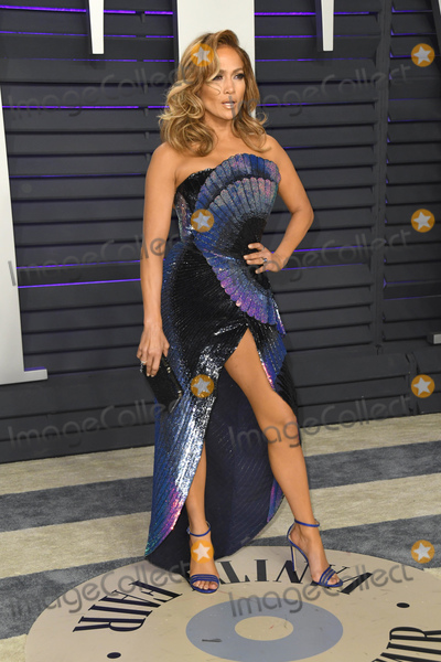 Jennifer Lopez Photo - 24 February 2019 - Los Angeles California - Jennifer Lopez 2019 Vanity Fair Oscar Party following the 91st Academy Awards held at the Wallis Annenberg Center for the Performing Arts Photo Credit Birdie ThompsonAdMedia