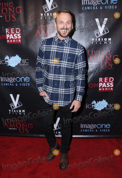 Adam McArthur Photo - 01 February 2018 - Beverly Hills California - Adam McArthur Living Among Us Los Angeles Premiere held at Ahrya Fine Arts Theatre Photo Credit Birdie ThompsonAdMedia