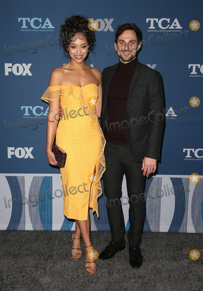 Amber Stevens-West Photo - 04 January 2018 - Pasadena California - Amber Stevens West Andrew J West 2018 Winter TCA Tour - FOX All-Star Party held at The Langham Huntington Hotel Photo Credit F SadouAdMedia