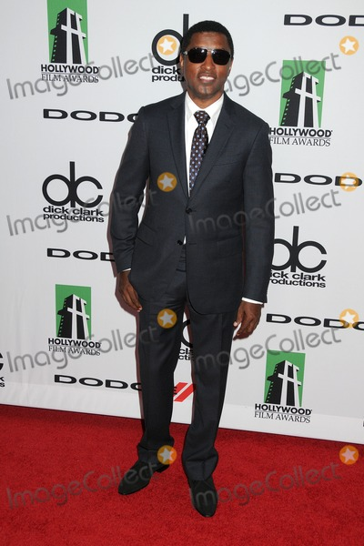 Babyface Photo - 21 October 2013 - Beverly Hills California - Kenneth Edmonds Babyface 17th Annual Hollywood Film Awards Gala held at the Beverly Hilton Hotel Photo Credit Byron PurvisAdMedia