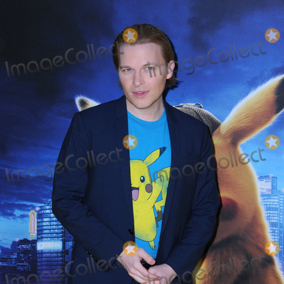 Ronan Farrow Photo - 02 May 2019 - New York New York - Ronan Farrow at the US Premiere of Pokmon Detective Pikachu on the Military Island in Times Square Photo Credit LJ FotosAdMedia