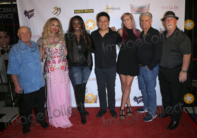 Angelique Fawcette Photo - 04 August 2017 - Las Vegas Nevada -  Steven Fawcette Angelique Fawcette Garrett Wang Katarina Van Derham Sneak Peek FREE Screening of UNBELIEVABLE A Sci-Fi Spoof Starring over 42 Former Star Trek stars and a Puppet Captain at Brenden Theaters inside the Palms Las Vegas Photo Credit MJTAdMedia