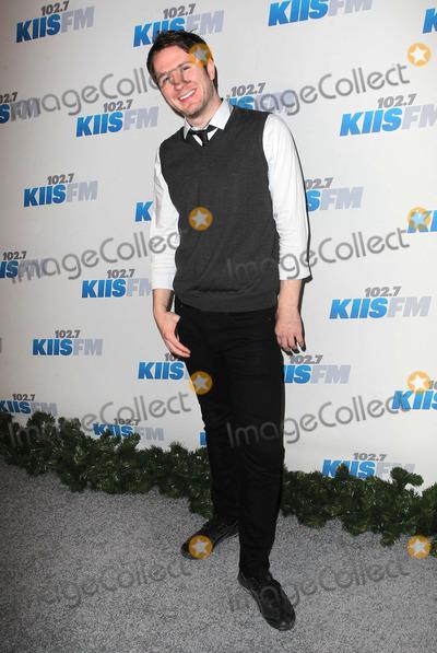 Adam Young Photo - 3 December 2012 - Los Angeles California - Adam Young Owl City KIIS FM 2012 Jingle Ball - Night 2 held at Nokia Theatre LA Live Photo Credit Kevan BrooksAdMedia