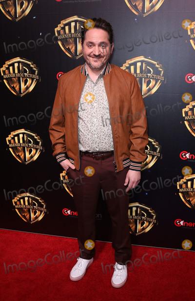 Ben Falcone Photo - 02 April 2019 - Las Vegas NV - Ben Falcone 2019 CinemaCon WB Studio Presentation Red Carpet at Caesars Palace Photo Credit MJTAdMedia