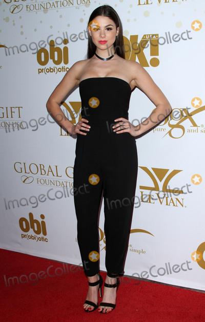 Kira Kosarin Photo - 25 February 2016 - Los Angeles California - Kira Kosarin OK Magazines Pre-Oscar Party in Support of Global Gift Foundation held at Beso restaurant Photo Credit AdMedia