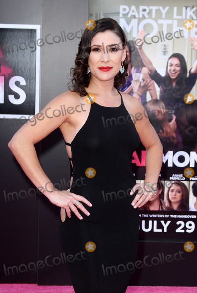 Shauna Rappold Photo - 26 July 2016 - Los Angeles California - Shauna Rappold Bad Moms Premiere held at the Mann Village Theater Photo Credit AdMedia