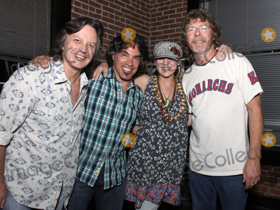 Bekka Bramlett Photo - July 26 2011 - Nashville TN - (l-r) Jeff Hanna John Oates Bekka Bramlett and Sam Bush Artists musicians and songwriters came together at Mercy Lounge to help raise funds for Pete Huttlinger a widely respected guitarist and Nashville studio artist  Huttlinger has a congenital heart disease and is in need of a heart transplant Photo credit Dan HarrAdmedia