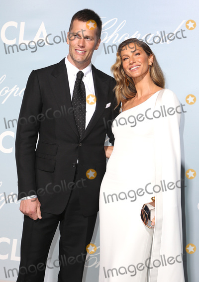 Giselle Photo - 21 February 2019 - Los Angeles California - Tom Brady and Gisele Bndchen 2019 Hollywood For Science Gala held at a private residence Photo Credit Faye SadouAdMedia