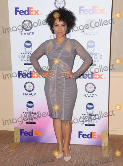 Amirah Vann Photo - 16 December  2017 - Beverly Hills California - Amirah Vann  The 49th NNACP Image Awards Nominees Luncheon held at The Beverly Hilton Hotel in Beverly Hills Photo Credit Birdie ThompsonAdMedia