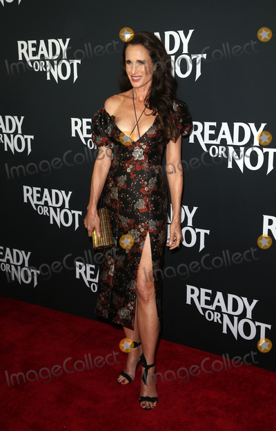 Andie Macdowell Photo - 19 August 2019 - Culver City California - Andie MacDowell LA Screening Of Fox Searchlights Ready Or Not  held at ArcLight Cinemas Photo Credit FSadouAdMedia