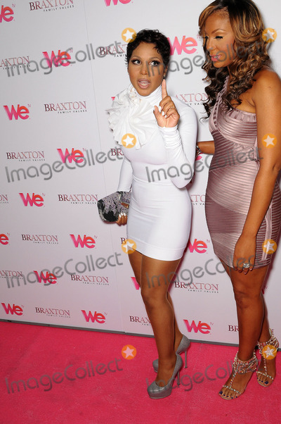 Tamar Braxton Photo - 06 April 2011 - West Hollywood CA - Toni Braxton Tamar Braxton WE TV Series Braxton Family Values Premiere Launch Party held at The London Hotel Photo Jay SteineAdMedia