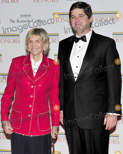 Hillary Rodham Photo - Jean Kennedy Smith and William Kennedy Smith arrive for the formal Artists Dinner honoring the recipients of the 2011 Kennedy Center Honors hosted by United States Secretary of State Hillary Rodham Clinton at the US Department of State in Washington DC on Saturday December 3 2011 The 2011 honorees are actress Meryl Streep singer Neil Diamond actress Barbara Cook musician Yo-Yo Ma and musician Sonny RollinsCredit Ron Sachs  CNPAdMedia