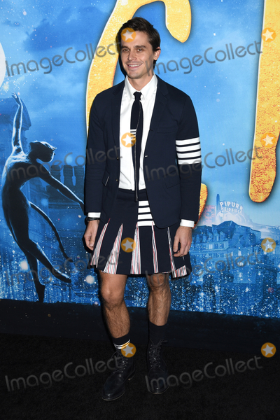Antoni Porowski Photo - 16 December 2019 - New York New York - Antoni Porowski at the World Premiere of CATS at Alice Tully Hall in Lincoln Center Photo Credit LJ FotosAdMedia