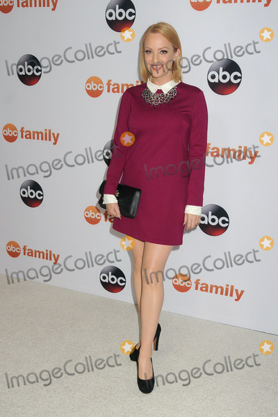 Wendi McLendon-Covey Photo - 4 August 2015 - Beverly Hills California - Wendi McLendon-Covey Disney ABC Television Group 2015 TCA Summer Press Tour held at the Beverly Hilton Hotel Photo Credit Byron PurvisAdMedia