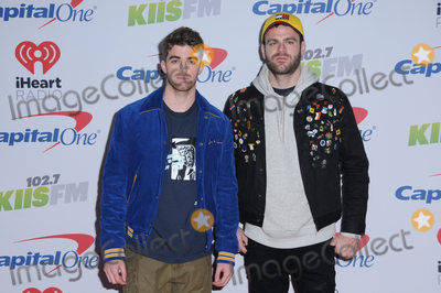 The Chainsmokers Photo - 01 December  2017 - Inglewood California - The Chainsmokers 2017 1027 KIIS FMs Jingle Ball held at The Forum in Inglewood Photo Credit Birdie ThompsonAdMedia