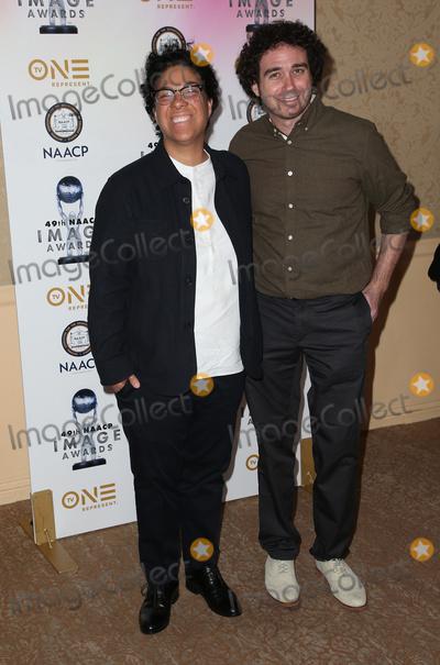 Angela Robinson Photo - 16 December 2017 - Beverly Hills California - Angela Robinson Terry Leonard 49th NAACP Image Awards Nominees Luncheon Photo Credit F SadouAdMedia