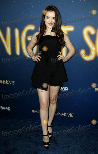 Aubrey Miller Photo - 15 March 2018 - Los Angeles California - Aubrey Miller Midnight Sun Premiere held at the ArcLight Hollywood Theatre Photo Credit AdMedia