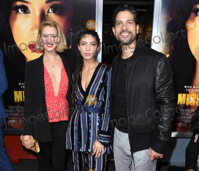 Adam Rodriguez Photo - 30 January 2019 - Los Angeles California - Yael Grobglas Adam Rodriguez Miss Bala Los Angeles Premiere held at Regal Cinemas LA Live Photo Credit Birdie ThompsonAdMedia