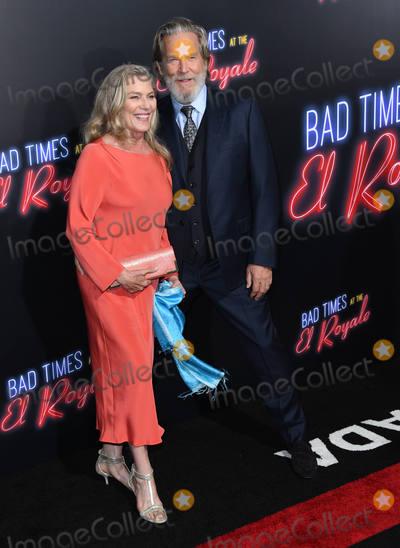 Jeff Bridges Photo - 22 September 2018 - Hollywood California - Jeff Bridges Bad Times at El Royale Los Angeles Premiere held at the TCL Chinese Theatre Photo Credit Birdie ThompsonAdMedia