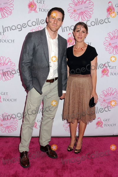 Amber Jaeger Photo - 12 March 2015 - Beverly Hills California - Sam Jaeger Amber Jaeger 2nd Annual Get In Touch Foundation Pretty In Pink Luncheon held at The Four Seasons Hotel Photo Credit Byron PurvisAdMedia