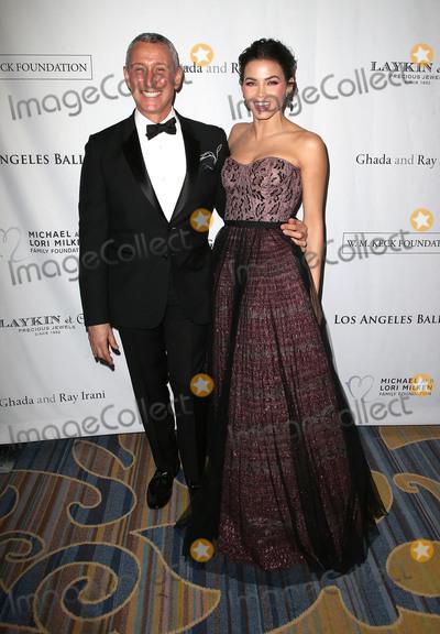 Adam Shankman Photo - 24 February 2018 - Hollywood California - Adam Shankman Jenna Dewan Tatum 12th Annual Los Angeles Ballet Gala Photo Credit F SadouAdMedia