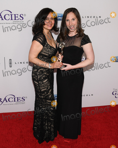 (44) Photo - 21 May 2019 - Beverly Hills California - Veronica Wulff Kara Koch 44th Annual Gracie Awards Gala held at The Four Seasons Beverly Wilshire Hotel Photo Credit Billy BennightAdMedia