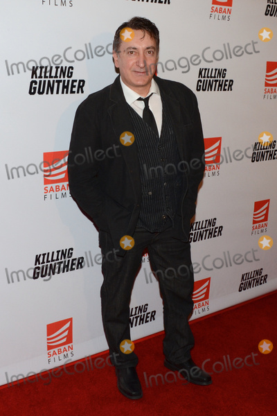 TLC Photo - 14 October 2017 - Hollywood California - PETER KALAMIS Killing Gunther Los Angeles Premiere held at TLC Chinese Theater Photo Credit Billy BennightAdMedia