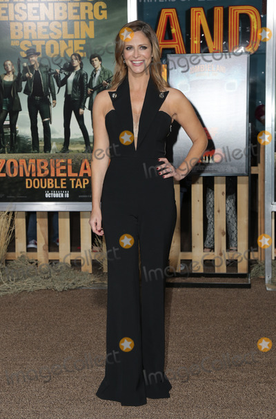 Andrea Savage Photo - 10 October 2019 - Westwood California - Andrea Savage Premiere Of Sony Pictures Zombieland Double Tap held at Regency Village Theatre Photo Credit PMAAdMedia