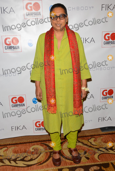 Go-Gos Photo - 13 November 2014 - Beverly Hills California - Ruchira Gupta Arrivals for GO Campaigns 7th Annual Go Go Gala held at Montage Beverly Hills Hotel in Beverly Hills Ca Photo Credit Birdie ThompsonAdMedia