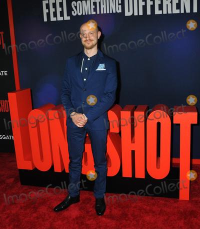Anton Koval Photo - Anton Koval at the New York Premiere of LONG SHOT at AMC Lincoln Square in New York New York USA 30 April 2019