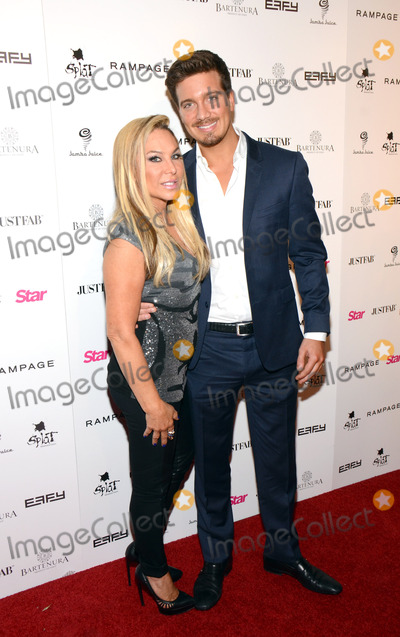 Adrienne Maloof Photo - 09 October 2014 - Los Angeles California - Adrienne Maloof Jacob Busch Star Magazines Scene Stealers event held at Lure Nightclub Photo Credit Tonya WiseAdMedia