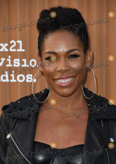 Angela Lewis Photo - 28 August 2018 - Hollywood California - Angela Lewis  FXs Mayans Los Angeles Premiere held at TCL Chinese Theatre Photo Credit Birdie ThompsonAdMedia