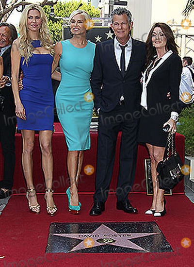 Yolanda Hadid Photo - 31 May 2013 - Hollywood California - Brandi Glanville Yolanda Hadid David Foster David Foster is honored with a star on the Hollywood Walk of Fame Photo Credit Russ ElliotAdMedia