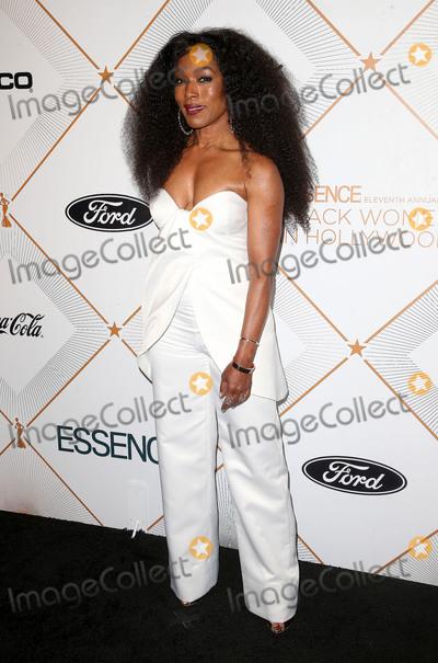 Angela Basset Photo - 01 March 2018 - Beverly Hills California - Angela Basset 2018 Essence Black Women In Hollywood Oscars Luncheon held at the Regent Beverly Wilshire Hotel Photo Credit F SadouAdMedia