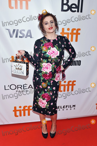 Helena Bonham-Carter Photo - 15 September 2017 - Toronto Ontario Canada - Helena Bonham Carter 2017 Toronto International Film Festival - 55 Steps Premiere held at Roy Thomson Hall Photo Credit Brent PerniacAdMedia