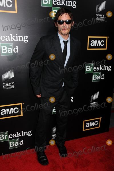Norman Reedus Photo - 14 July 2012 - San Diego California - Norman Reedus AMCs Breaking Bad Season 5 Premiere at Comic-Con 2012 held at Reading Cinemas Photo Credit Byron PurvisAdMedia