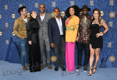 Boris Kodjoe Photo - 08 January 2020 - Pasadena California - Jay Hayden Danielle Savre Boris Kodjoe Jason George Barrett Doss Okieriete Onaodowan Jaina Lee Ortiz ABC Winter TCA 2020 held at Langham Huntington Hotel Photo Credit Birdie ThompsonAdMedia