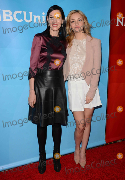 ABBY ELLIOT Photo - 15 January 2015 - Pasadena California - Jill Kargman Abby ElliotNBCUniversal 2015 TCA Press Tour held at The Langham Huntington Hotel Photo Credit Birdie ThompsonAdMedia