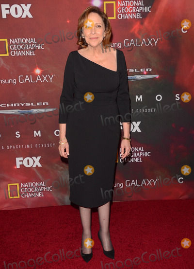 Ann Druyan Photo - 04 March 2014 - Los Angeles California - Ann Druyan (EP Director)  Cosmos A Spacetime Odyssey Premiere Screening at The Greek Theater in Los Angeles Photo Credit Birdie ThompsonAdMedia
