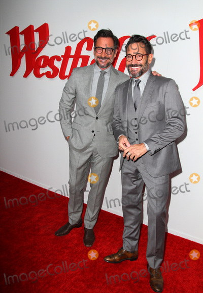 Gregory Zarian Photo - 03 October 2017 - Century City California - Lawrence Zarian and Gregory Zarian Westfield Century City Reopening Celebration Photo Credit AdMedia