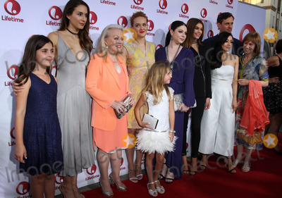 Ava Kolker Photo - 31 August 2016 - Hollywood California - Troian Bellisario Jacki Weaver Jess Weixler Ava Kolker Michelle Trachtenberg Kaia Gerber Tom Everett Scott Aimee Garcia and Kathy Baker Lifetime Hosts Sister Cities Screening held at Paramount Theatre in Hollywood Photo Credit AdMedia