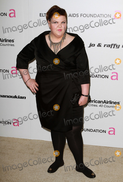 Ashley Fink Photo - 27 February 2011 - West Hollywood California - Ashley Fink 19th Annual Elton John AIDS Foundation Academy Awards Viewing Party held at The Pacific Design Center Photo Credit Faye SadouAdMedia Photo Faye SadouAdMedia