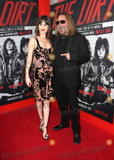 Alexanne Wagner Photo - 18 March 2019 - Hollywood California - Alexanne Wagner Vince Neil Netflixs The Dirt World Premiere held at The Wolf Theatre at The ArcLight Cinemas Cinerama Dome Photo Credit Faye SadouAdMedia